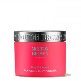 Fiery Pink Pepperpod Pampering Body Polisher