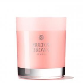 Delicious Rhubarb & Rose Single Wick Candle