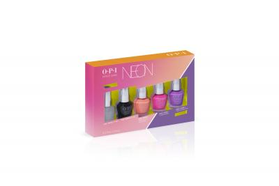 Neon by OPI Summer Infinite Shine Mini Pack