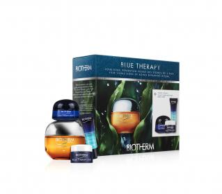 Blue Therapy Cream-in-Oil Set