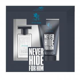 Never Hide for him Set