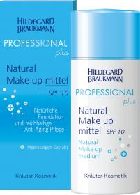 Natural Makeup mittel
