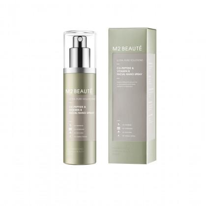Ultra Pure Solutions Cu-Peptide & Vitamin B Facial Nano Spray