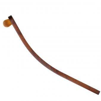 Lidschattenpinsel / Blender / Concealerpinsel / Oval Brush rund (Kunstfaser)